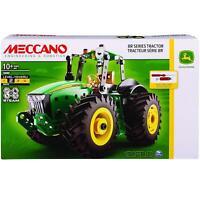 Meccano John Deere 8R Series Tractor Vehicle Construction Set