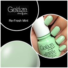 Gelaze China Glaze Color Gel-n-base GEL Polish 81626 - Re-fresh MINT 14ml