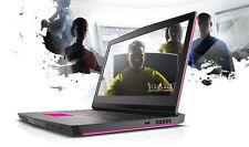 DELL Alienware 17 R4 2017 Laptop 7th Gen i7-7700HQ,16GBRAM,512SSD+1TB,8GBVID