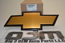 2011-2013 Chevrolet Silverado HD Bow Tie Front Grille Emblem OEM New