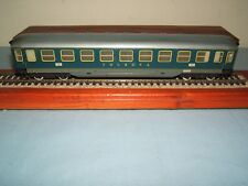 VINTAGE TRIX / LILLIUT  MODEL No.XXX  DB TOUROPA  *HAMBURG-ALTONA * COACH