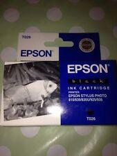 Cartucho de tinta de impresión negro Original Impresora Epson Stylus 810 830 Modelos Etc Nueva