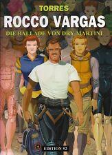Rocco Vargas HC Die Ballade von Dry Martini von Torres in Topzustand !!!