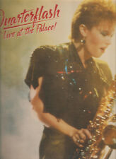 QUARTERFLASH- Live at the Palace! Concert- ld- Rindy Ross. Very Rare. o.o.p.1984