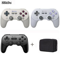 8Bitdo SN30 Pro+ Bluetooth Controller Gamepad for PC/Switch/Android/Mac with Bag