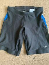 Nike Dri-Fit Black Stretch Shorts Size S