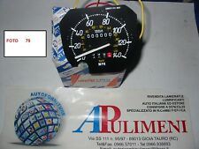 9941422 INDICATORE STRUMENTO CONTAMIGLIA(TOOL COUNTER) FIAT X1/9 FIVE SPEED NEW!