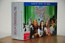 The Wizard of Oz: 75th Anniversary Limited Collector's Edition (Blu-ray 3D)