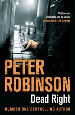 Dead Right - Peter Robinson - Brand New Paperback