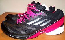 Adidas Adizero Talla 9 Mujer Running Zapatillas - Negro - NWOB sho-11