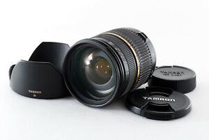 MInt Tamron  SP AF28-75mm F/2.8 XR Di Sp for Nikon Tested in Japan