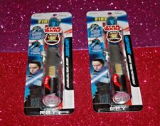 Firefly Star Wars Lightsaber Rey Flashing Soft Toothbrush Lot Of 2 New / Package