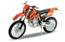 KTM 525 EXC, Welly Motocross Motorad Modell 1:18, OVP, Neu