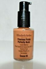 Elizabeth Arden Flawless Finish Perfectly Nude Makeup 1oz SPF15 Liquid Cocoa 23