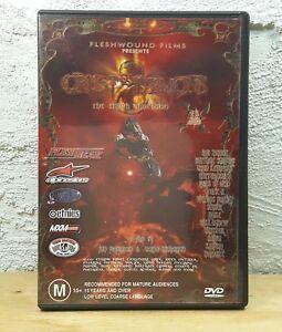 CRUSTY DEMONS The Eighth Dimension DVD - Seth Enslow Motocross Stunts - REGION 4