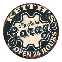 CPPO-0271 DAVE/'S GARAGE PUB Chic Sign Father/'s Day Valentine Christmas Gift