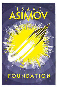 Foundation by Isaac Asimov - New (Paperback) Book