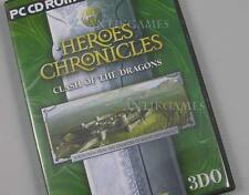 Heroes Chronicles Clash of the Dragons pc allemand autonome