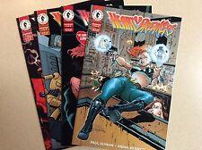 Heart Breakers #1-4, Full Run (Dark Horse Comics) Combined Shipping