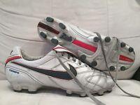 Nike Tiempo Legend III FG Ronaldinho R10 Soccer Cleats Football Boots US8.5  EU43 c71fdfeaf
