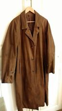 Mac Douglas - Manteau long en cuir – Homme – Taille 48