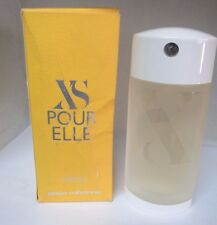 XS Pour Elle by Paco Rabanne Deodorant Spray 3.4 oz RARE (See Description)