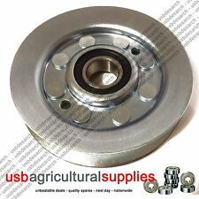 Steel Tension Idler Drive Pulley 25601555/0 Mountfield Ride On Mower NEXT DAY