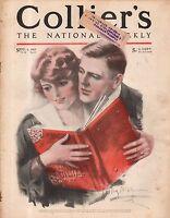 1919 Colliers September 6 - Edna Ferber; Misunderstood emigrants; control movies