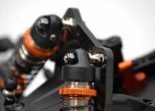 Exotek Racing - Titanium Shock Posts (2) For X-ray Xb2 / Xb4