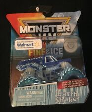 Monster Jam (Fire & Ice) Earth Shaker Exclusive Special Edition - New Sealed