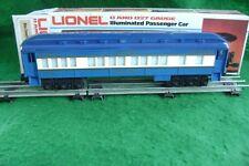 LIONEL-6 BLUE COMET PASSENGER CAR`S included observation car     NEW