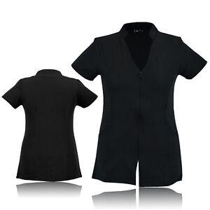 Work hairdressing Spa Nail Salon Beauty Healthcare Therapist New Tunic Uniform