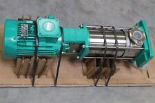Wilo MVI807-1/ 16/ E/3-400-50-2-Q1Q1-4KW Bomba Centrífuga Hochdruck-Kreiselpumpe