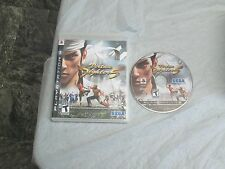 Virtua Fighter 5 (PlayStation 3, PS3) with box