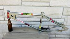 "1979 OLD SCHOOL BMX MONGOOSE MOTOMAG NICKEL BIKE FRAME 20"" CHATSWORTH"