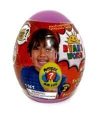 Ryan's World Mini Mystery Surprise Purple Egg Series 2 Brand New