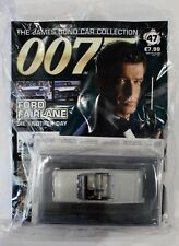 James Bond Car Collection 007 Issue  #47 Ford Fairlane-  New & Sealed