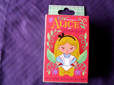 Disney * ALICE IN WONDERLAND * New & Sealed 2-Pin Mystery Box