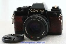Contax 139 quartz 35mm SLR Film Camera inc Carl Zeis 50mm f1.7 Lens