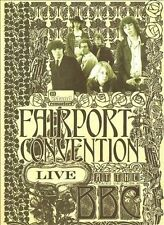 Live at the BBC [Remaster] by Fairport Convention (CD, Apr-2007, 4 Discs, Univer