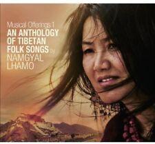CD de musique anthologie pour musique du monde