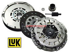 GF PREMIUM CLUTCH KIT+LUK OE DMF FLYWHEEL 2001-06 BMW M3 E46 3.2L 6 speed SMG