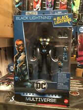 DC Multiverse 6 Inch Action Figure Batman Ninja Series - Black Lightning