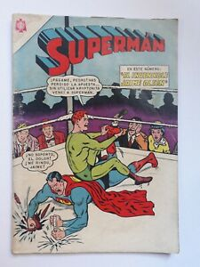 SUPERMAN #540 - ORIGINAL COMIC IN SPANISH - MEXICO - NOVARO