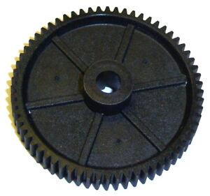 11164 Ingranaggio Cambio Dente di Ruota Plastica 64T 64 0.6M - HSP Hi Speed