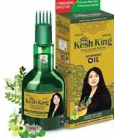 Kesh-King-Ayurvedic-Hair-Oil-16-Herbs-Amla-Brahmi-120-ml-Hair-Free-Shipping