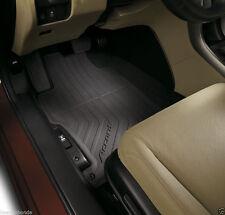 OEM Honda Accord 4DR Black All Season Floor Mat Set 13 - 17 08P13-T2A-110