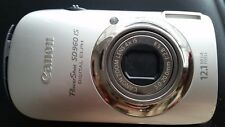 Canon PowerShot ELPH SD960 IS 12.1 MP Digital Camera 4x Wide Angle Optical Image