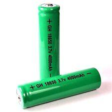 4 x GH 4000 mAh Batteria agli ioni di litio 3,7 V tipo 18650 Li-ion 67 x 18 MM VERDE