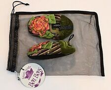NWT Goody Goody Bon Bons Flower Fairy Slippers Sz XS 4 for about 12-24 Months